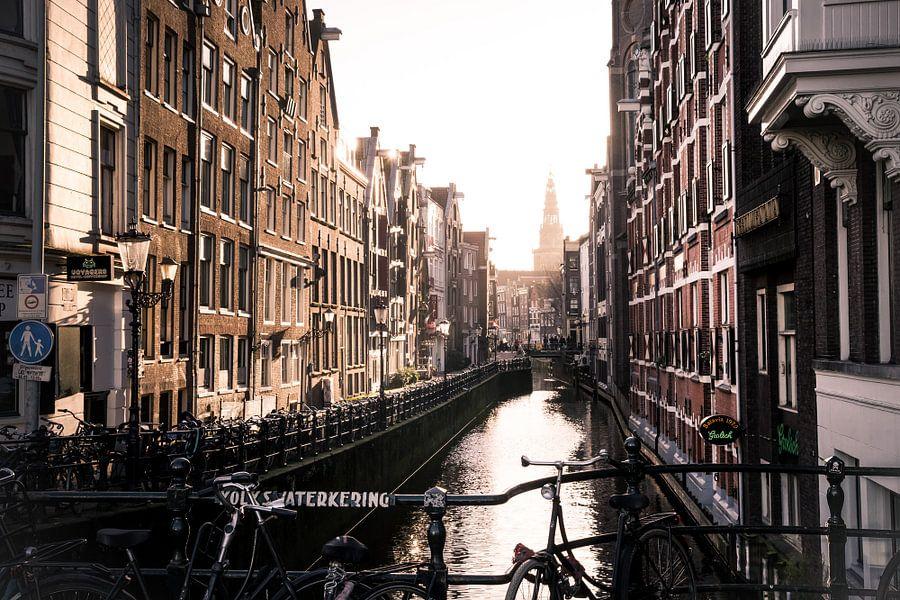 Oudezijds Kolk, gracht in Amsterdam