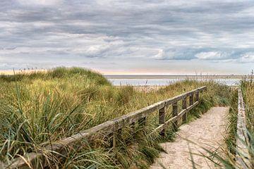 Weg zum Strand von Annett Mirsberger
