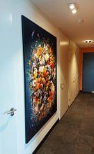 Kundenfoto: Amaranthine von Jesper Krijgsman, als akustikbild