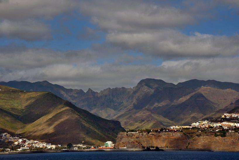 San Sebastian de La Gomera van Harrie Muis