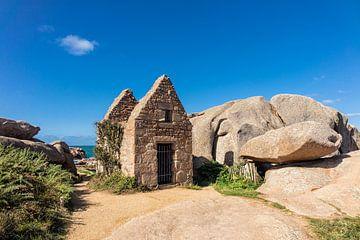 Ruine in der Bretagne von Rico Ködder