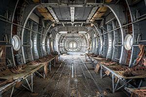 Vliegtuig voor transport van gewonden van