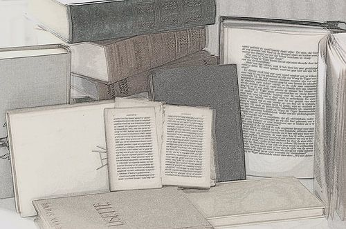 old books oude boeken