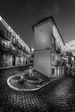 Lissabon, Barrio Alto von Jens Korte