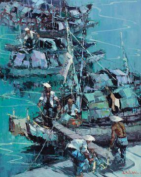 Indonesian Sailing Ship