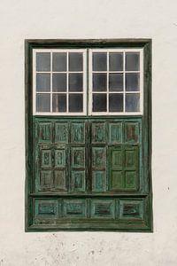 Hublot espagnol / porte, Lanzarote sur Andrew Chang