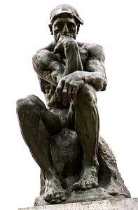 De Denker van Rodin / Le Penseur de Rodin / The Thinker by Rodin