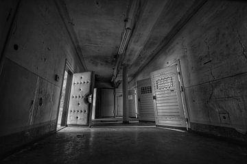 Deutsches Frauengefängnis '' Frauenknast '' von Wesley Van Vijfeijken