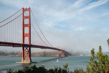 Golden Gate Bridge, Kalifornien von Guenter Purin