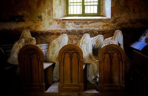 Kerk van de geesten van Claudia Moeckel