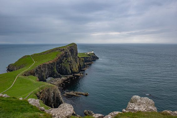 Neist Point Skye Schotland van Lex van Doorn