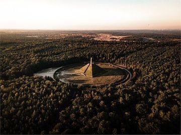 Pyramide von Austerlitz von Ernst Wagensveld
