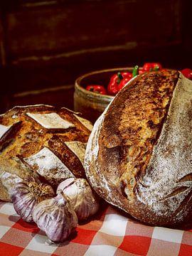 Ma cuisine française sur Miriam Meijer, en plein campagne.....