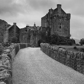 Eilean Donan Castle, Schotland van Henk Meijer Photography