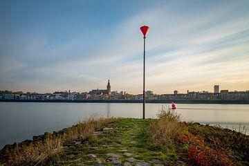 Nijmegen aan de Waal van Maerten Prins