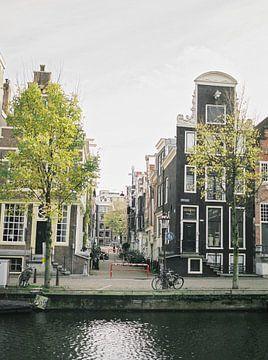 Prinsengracht Amsterdam, analog von Michelle Wever