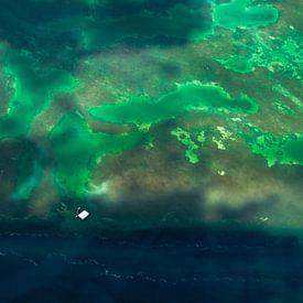Stiltsville - Biscayne Bay van Mark den Hartog
