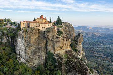 Agios Stefanos, Meteora, Griekenland van Liset Verberne