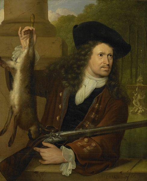 Jan de Hooghe, Ludolf Bakhuysen von Meesterlijcke Meesters