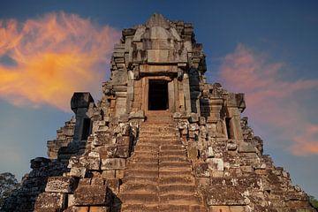 Tempel in Angkor Wat