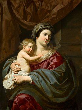 La Vierge et l'Enfant, Jan van Bijlert