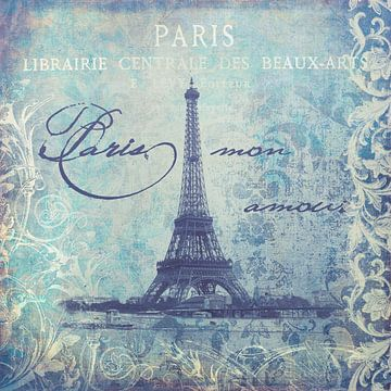 Paris Mon Amour van Andrea Haase