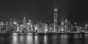 Hong Kong by Night - Skyline by Night - 4