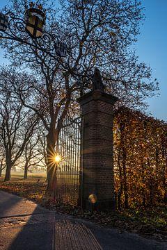 Toegangspoort Heerlijkheid Marienwaerdt van Moetwil en van Dijk - Fotografie