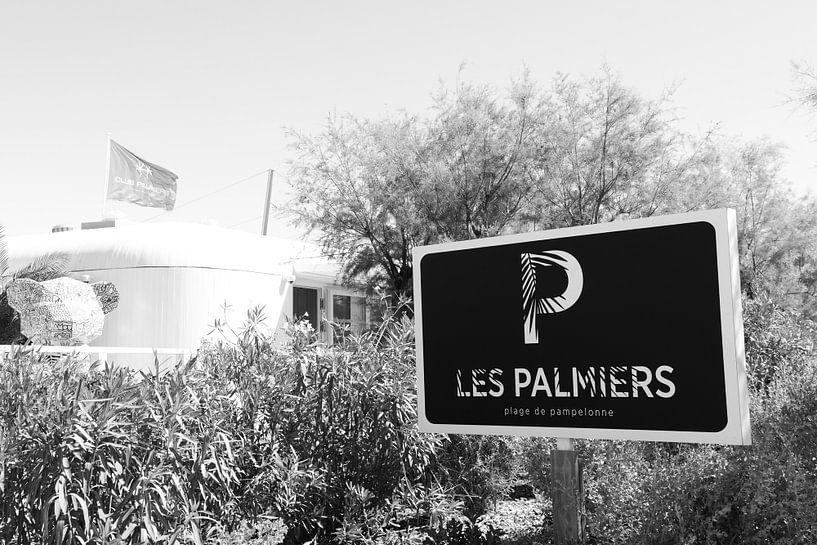Les Palmiers Pampelonne Saint-Tropez van Tom Vandenhende