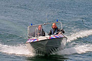 Brandweerboot van Arjan Penning