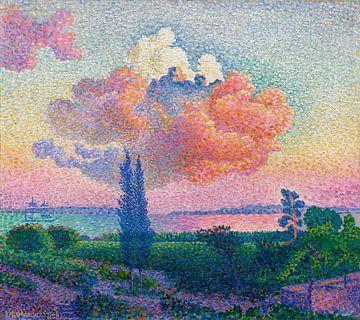 Le nuage rose sur Rudy & Gisela Schlechter