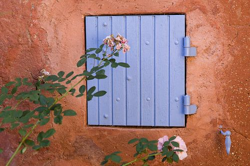 Luiken in de kleuren van de Provence