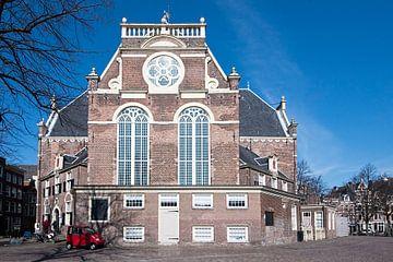 Noorderkerk Amsterdam van Peter Bartelings Photography