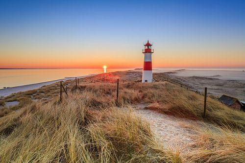 Morning Light at Sylter Lighthouse
