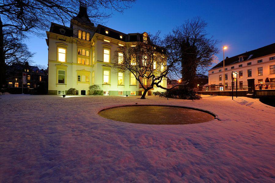 Villa De Oorsprong in het Oorsprongpark in Utrecht (2)