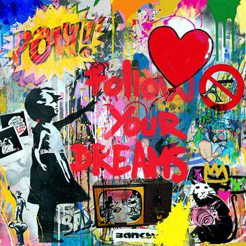Hommage - Volg u dromen - Dadaïsme onzin van Felix von Altersheim