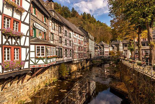 Herfst in Monschau