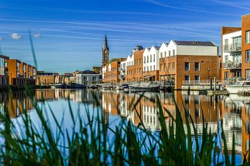 Stadswaterlandschap sur Michel Van Nederveen