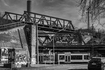Straßenbahn in Dortmund von Johnny Flash
