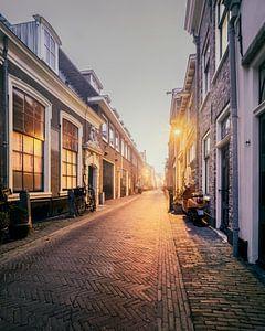 De Lange Annastraat Haarlem.