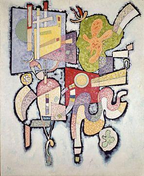 Einfache Komplexität, Wassily Kandinsky