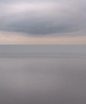 Stille am Horizont (2) von Caro Hum