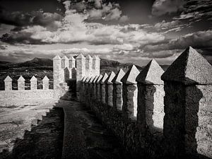 Artà - Santuari de Sant Salvador (Mallorca) van Alexander Voss