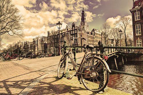 Zuiderkerk Amsterdam Kloveniersburgwal Winter