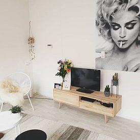 Photo de nos clients: In bed with Madonna sur Herman de Langen