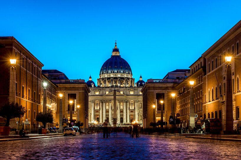 De weg naar het Vaticaan  van Marco Schep