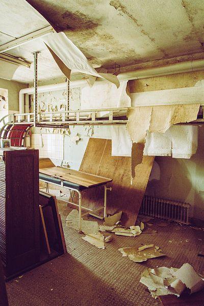 Sanitaire ruimte van Franziska Pfeiffer