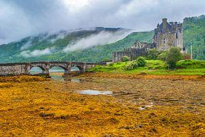 Eilean Donan Castle van Björn Massuger