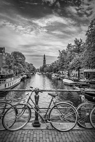 Typisch Amsterdam | Zwart-Wit van Melanie Viola