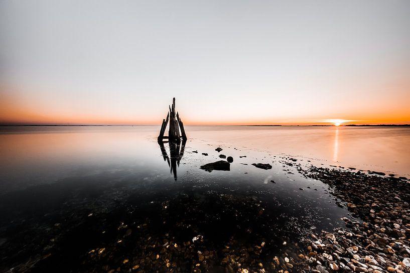 Arendshoofd, Den Osse, Zeeland van Eddy Westdijk